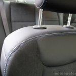 Mercedes Benz C Class Edition C contrast stitching