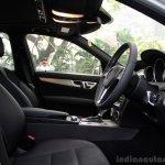 Mercedes Benz C Class Edition C interior