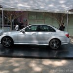 Mercedes Benz C Class Edition C left side