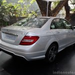 Mercedes Benz C Class Edition C rear right quarter