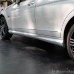 Mercedes Benz C Class Edition C sideskirt
