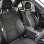 Mercedes Benz C Class Edition C sport seats