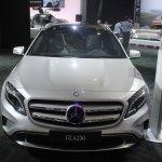 Mercedes GLA 250 front