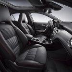 Mercedes GLA AMG Line interior