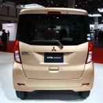 Mitsubishi eK Space rear at 2013 Tokyo Motor Show