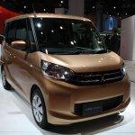 Mitsubishi eK Space at 2013 Tokyo Motor Show
