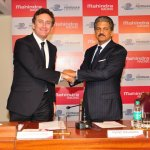 Mr. Alejandro Agag and Mr. Anand Mahindra