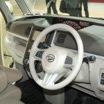 New Daihatsu Tanto dashboard at 2013 Tokyo Motor Show