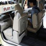 New Daihatsu Tanto flexible interior at 2013 Tokyo Motor Show