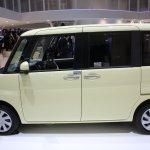 New Daihatsu Tanto profile at 2013 Tokyo Motor Show