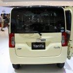 New Daihatsu Tanto rear at 2013 Tokyo Motor Show
