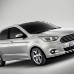 New Ford Ka Concept front