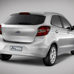 New Ford Ka Concept rear