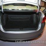 New Honda City boot space