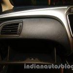 New Honda City dashboard passenger side