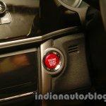 New Honda City engine start stop button