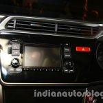 New Honda City monitor