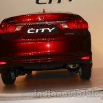 New Honda City rear view