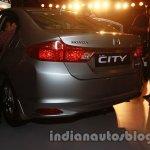 New Honda City taillight
