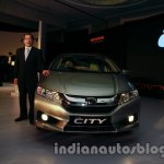New Honda City unveiling