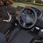 Nissan Almera Nismo interiors