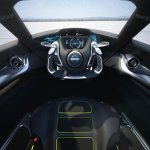 Nissan BladeGlider concept  cockpit