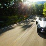 Nissan BladeGlider concept  front