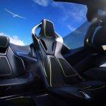 Nissan BladeGlider concept  seats