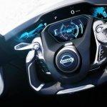 Nissan BladeGlider concept steering