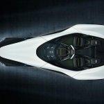 Nissan BladeGlider concept  top view