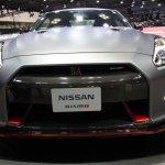 Nissan GT-R Nismo front fascia
