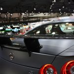 Nissan GT-R Nismo rear wing