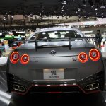 Nissan GT-R Nismo rear