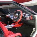 Nissan IDx NISMO cabin