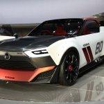 Nissan IDx NISMO front fascia