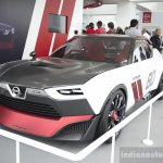 Nissan IDx NISMO front three quarters at the 2014 Goodwood Festival of Speed