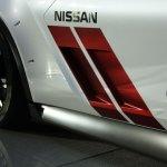 Nissan IDx NISMO ground side skirts