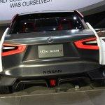 Nissan IDx NISMO rear Tokyo Motor Show