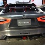 Nissan IDx NISMO rear