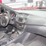 Nissan Sentra Nismo Concept dashboard passenger side from LA Auto Show 2013