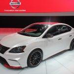 Nissan Sentra Nismo Concept from LA Auto Show 2013