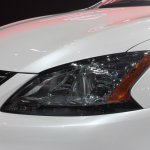 Nissan Sentra Nismo Concept headlamp from LA Auto Show 2013