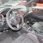 Nissan Sentra Nismo Concept interior from LA Auto Show 2013