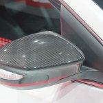 Nissan Sentra Nismo Concept mirror cap from LA Auto Show 2013