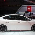 Nissan Sentra Nismo Concept profile from LA Auto Show 2013
