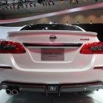 Nissan Sentra Nismo Concept rear from LA Auto Show 2013