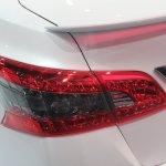 Nissan Sentra Nismo Concept taillamp from LA Auto Show 2013