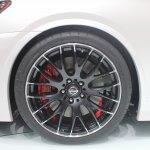 Nissan Sentra Nismo Concept wheel from LA Auto Show 2013