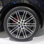 Porsche Macan Turbo alloy wheel