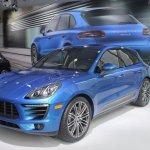 Porsche Macan profile